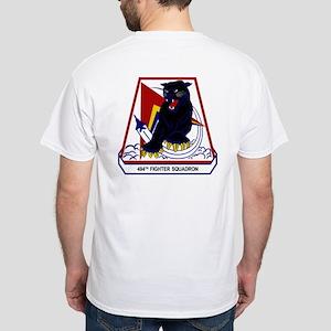 494th FS White T-Shirt