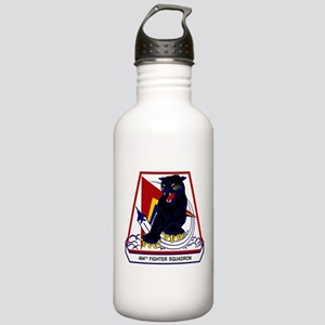 494th FS Stainless Water Bottle 1.0L
