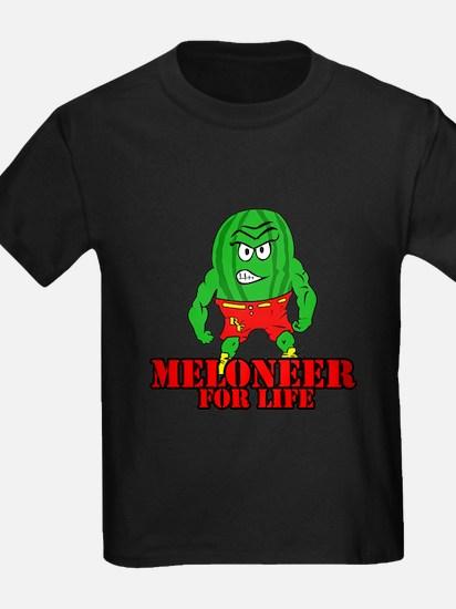 Meloneer 4 Life - Mascot T-Shirt