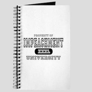Impeachment University Journal