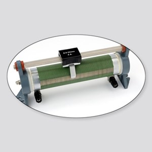 Linear potentiometer - Sticker (Oval 10 pk)