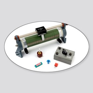 Potentiometers - Sticker (Oval 10 pk)