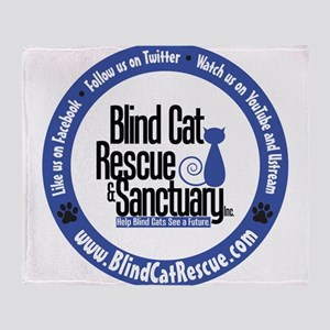 Support BCR Throw Blanket