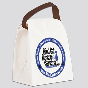 Support BCR Canvas Lunch Bag