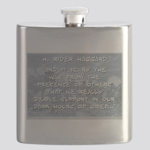 And It Is, By The Way - Haggard Flask