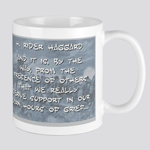 And It Is, By The Way - Haggard Mugs