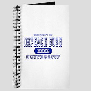 Impeach Bush University Journal