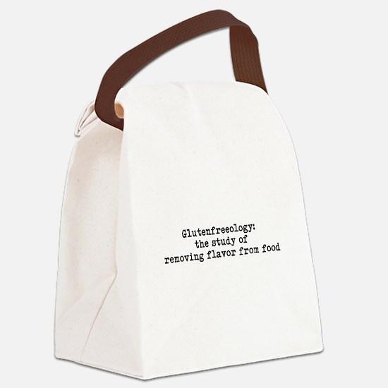 Glutenfreeology Canvas Lunch Bag
