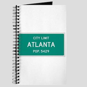 Atlanta, Texas City Limits Journal