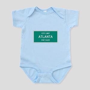 Atlanta, Texas City Limits Body Suit