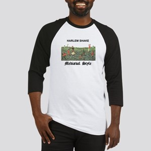 Harlem Shake Medieval Style Baseball Jersey