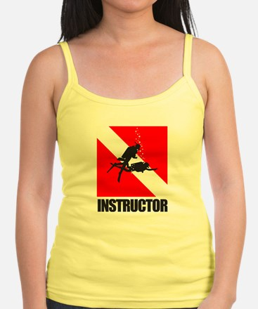Dive Instructor (blk) Tank Top