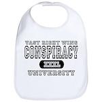Right Wing Conspiracy University Bib