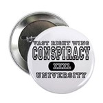 Right Wing Conspiracy University Button