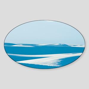nt - Sticker (Oval 10 pk)