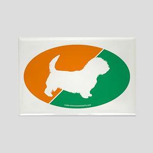 Ireland Flag Glen Rectangle Magnet