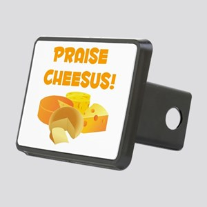 Praise Cheesus! Hitch Cover