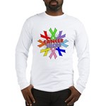 All Cancers Suck Long Sleeve T-Shirt