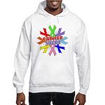 All Cancers Suck Hooded Sweatshirt