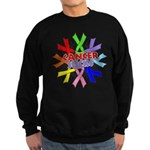 All Cancers Suck Sweatshirt (dark)