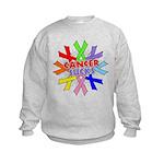 All Cancers Suck Kids Sweatshirt