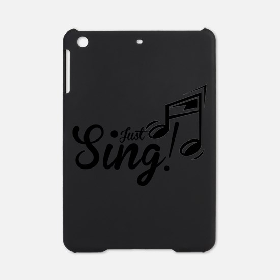 Just Sing iPad Mini Case