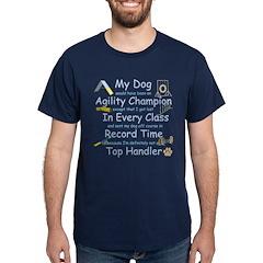 Agility Champion T-Shirt