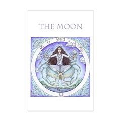 Moon Talisman Image Mini-Poster