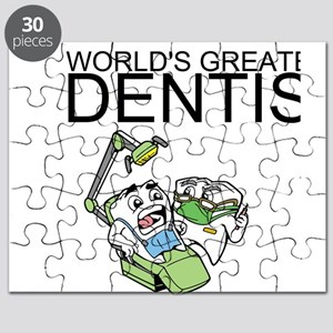 Worlds Greatest Dentist Puzzle