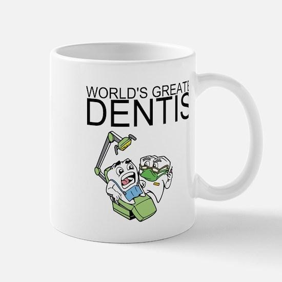 Worlds Greatest Dentist Mug
