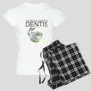 Worlds Greatest Dentist Pajamas