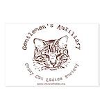 Postcards - Sporty GA Logo