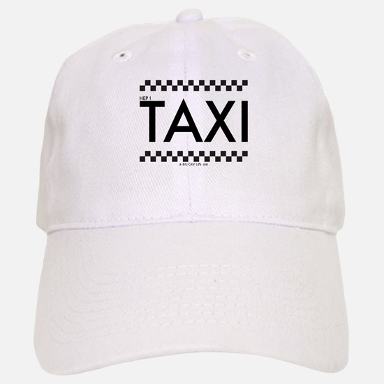 TAXI cab Baseball Baseball Cap