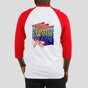 The Lionfish Baseball Jersey