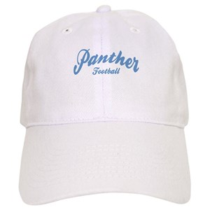 Panther Football Hats - CafePress 91caf5c56bf