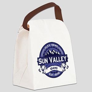 Sun Valley Midnight Canvas Lunch Bag