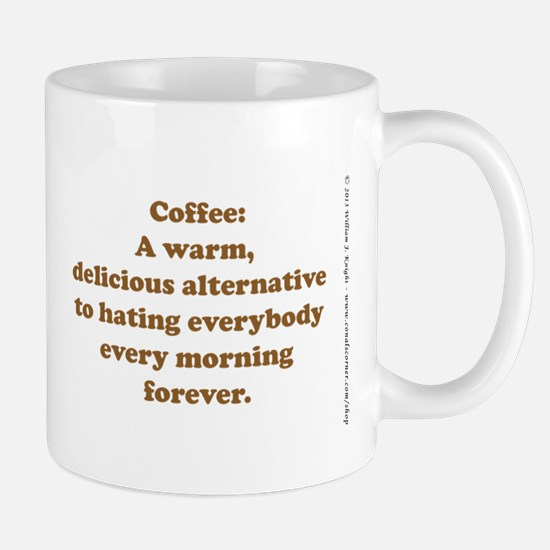 Coffee: An alternative Mug