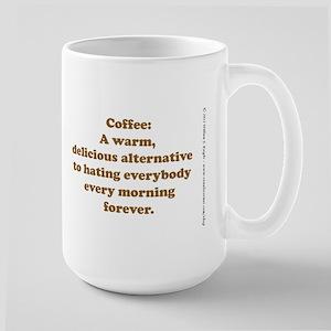 Coffee: An alternative Mug (Large)