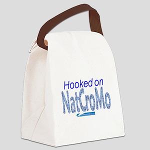 NatCroMo Canvas Lunch Bag