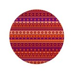Purple and Orange Stripy Pattern 3.5