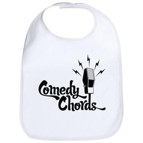 Comedy Chords Bib