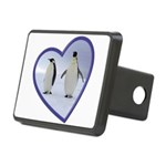 Emperor Penguins Hitch Cover
