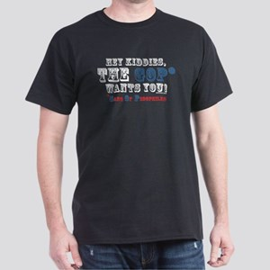GOP=Greedy Old Pervert  Dark T-Shirt