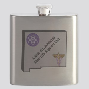Los Alamos Alien Life Support Flask
