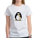 Support Troops Penguin Women's T-Shirt