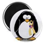 Support Troops Penguin Magnet