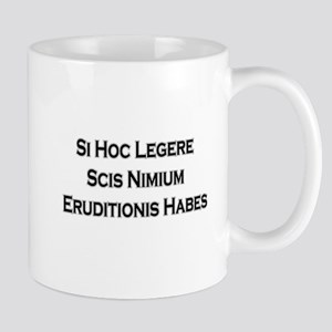 Over Educated Mug