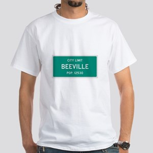 Beeville, Texas City Limits T-Shirt