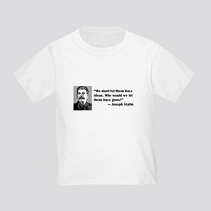 Quotables - Joseph Stalin T-Shirt