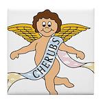 CHERUBS CDH Charity Tile Coaster